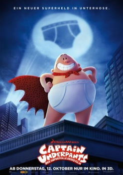 Stream Captain Underpants - Der supertolle erste Film (2017) Deutsch online - {short-story limit=