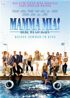 Mamma Mia 2: Here We Go Again (2018)