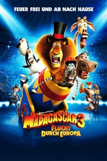Madagascar 3 - Flucht durch Europa (2012) HD 1080 Stream Deutsch