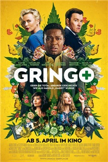 Gringo (2018) HD 1080 Stream Deutsch
