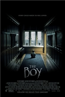 Stream The Boy (2016) Deutsch online - The Boy (2016) deutsch stream german online anschauen kostenlos : Die junge Amerikanerin...
