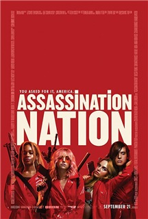 Assassination Nation (2018) Trailer Stream Deutsch