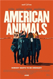 American Animals (2018) HD 720 Stream Deutsch
