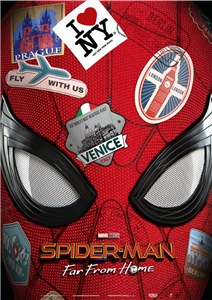 Spider-Man: Far From Home (2019) HD Stream Deutsch