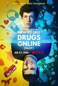 HOW TO SELL DRUGS ONLINE (FAST) (2019) Netflix