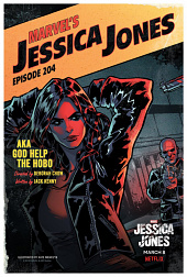 Marvel's JESSICA JONES 3 Staffel (2019) Netflix