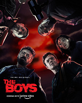 THE BOYS (2019) 1 Staffel