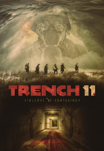 The Trench - Das Grauen in Bunker 11 (2017)