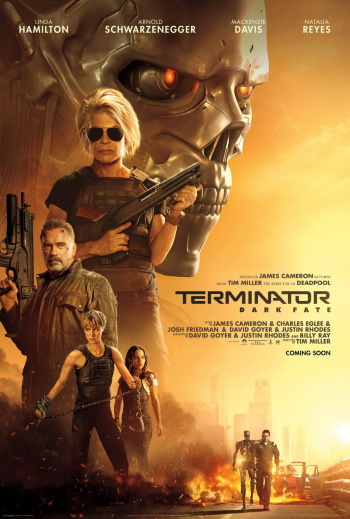 Stream Terminator 6: Dark Fate (2019) Deutsch online - {short-story limit=