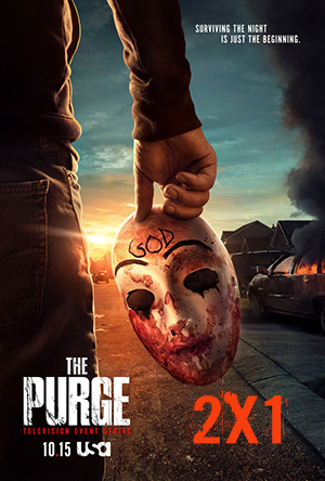 The Purge Staffel 2 Folge 1