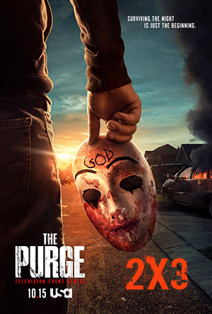 The Purge Staffel 2 Folge 3