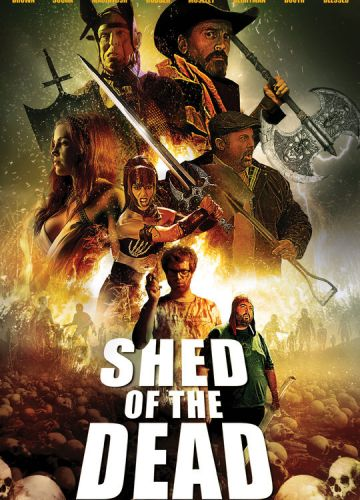 Shed of the Dead (2019)