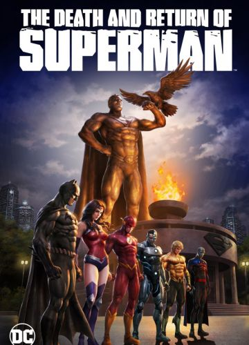 Stream The Death and Return of Superman (2019) Deutsch online - {short-story limit=