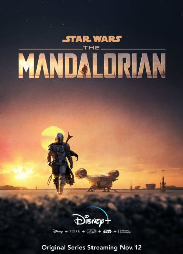 The Mandalorian 1 Staffel (2019)