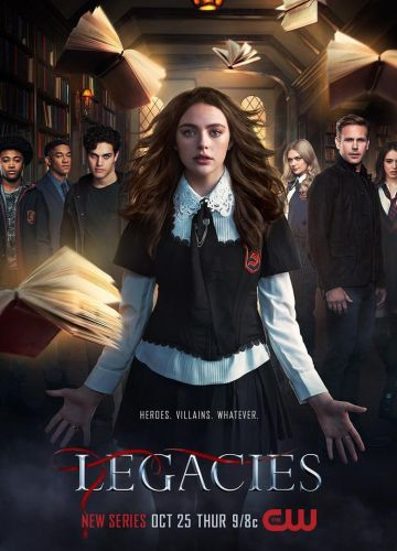 Stream Legacies 2 Staffel (2019) Deutsch online - {short-story limit=
