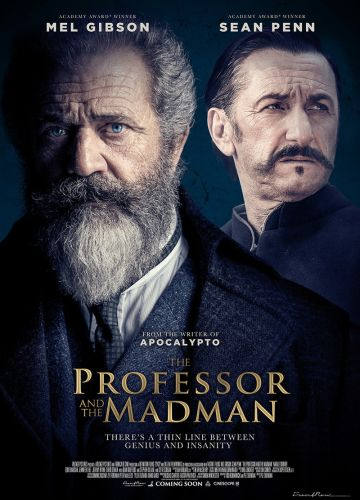 The Professor and the Madman (2018)