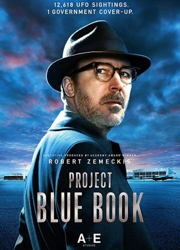 Project Blue Book 1 Staffel (2019)