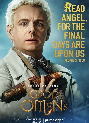 Good Omens 1 Staffel (2019) HD BDRip Stream Deutsch