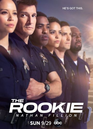 Stream The Rookie 2 Staffel (2019) Deutsch online - {short-story limit=