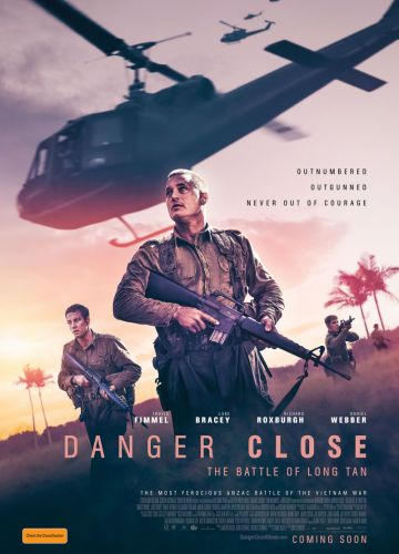 Danger Close - Die Schlacht von Long Tan (2019)