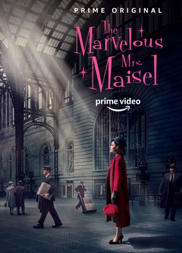 The Marvelous Mrs. Maisel 3 Staffel (2019)