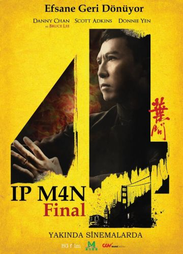 Ip Man 4: The Finale (2019) ENG