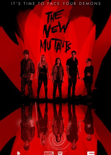 The New Mutants (2020) HD BDRip Stream Deutsch